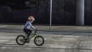 Mediacity cyclist by judidicks