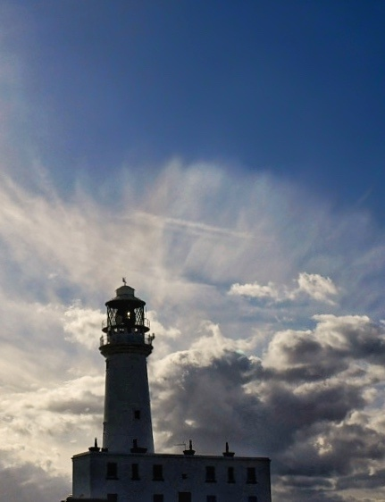Flamborough Head Lighthouse by St_Fuagowi