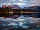 Boats on Loch Leven by geffers7
