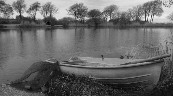 The Boat by interchelleamateurphotography