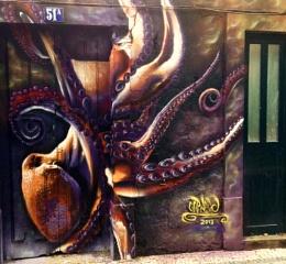 """Octopusing!"" at 51A"