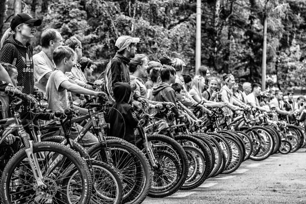 Bicycle season is open by zdumus