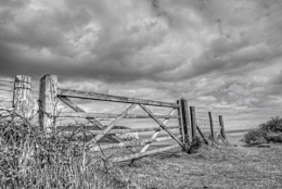 Photo : National Trust Gate