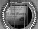 Vicente Sanchis Guitar Label by petebfrance
