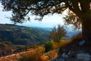 Looking down from Peyia to Paphos. by exposure