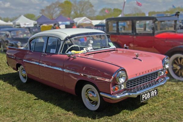 Vauxhall Cresta 1950\'s by tanglewoodplayer