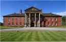 Adlington Hall Main Entrance by johnriley1uk