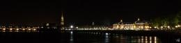 Bordeaux, les quais et le pont de pierre