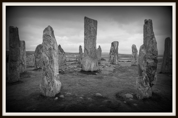 Callanish b&w by themak