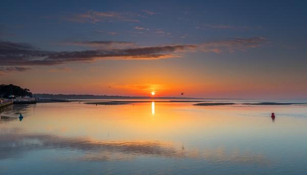 The Run Sunrise by NickLucas
