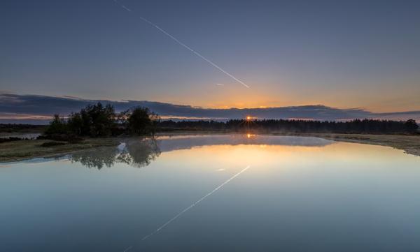 Sun Flight by NickLucas