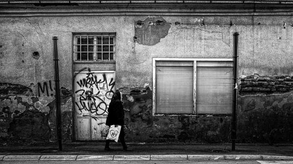 Urban Scene CXIX by MileJanjic