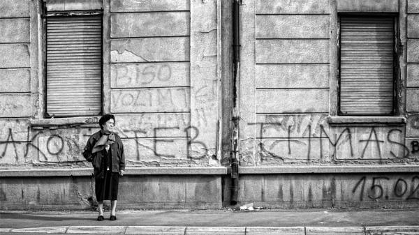 urban Scene CXX by MileJanjic