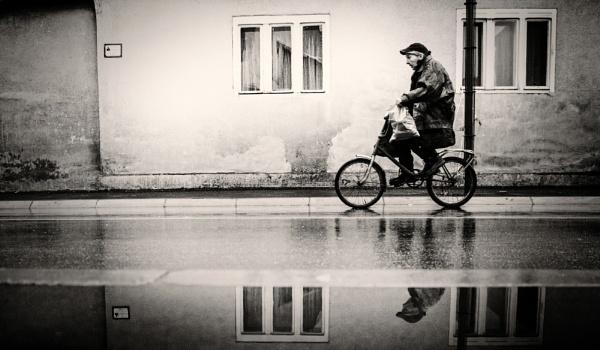 Urban Scene CXXII by MileJanjic