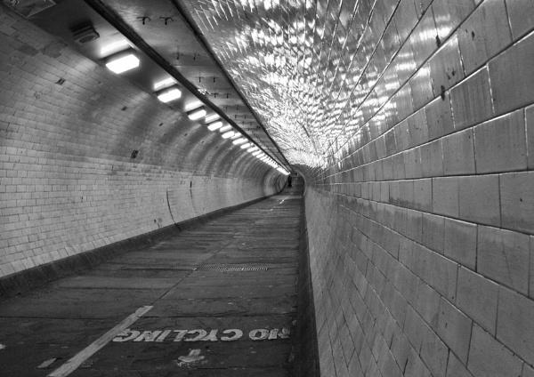 Greenwich Foot Tunnel by NevJB