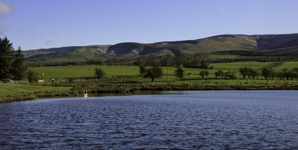 Fishing lake 2 by BillRookery