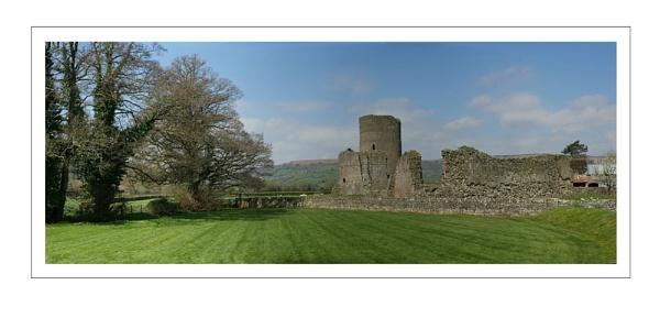 Tretower Castle by dukes_jewel