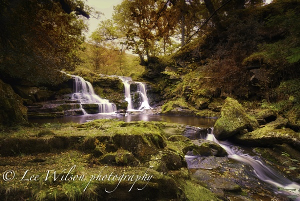 Goathland waterfalls by Lee100