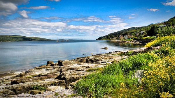 The kyles of Bute. by Tooma