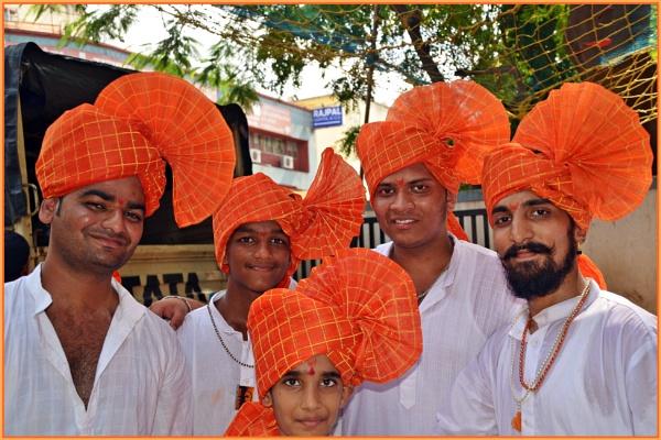 *** Maharashtrian Pheta (Turban) *** by Spkr51