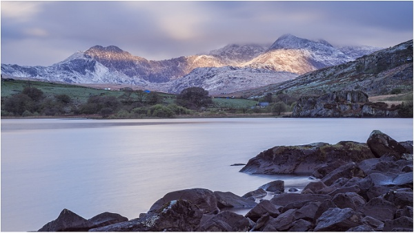 Snowdon Sunrise by Leedslass1