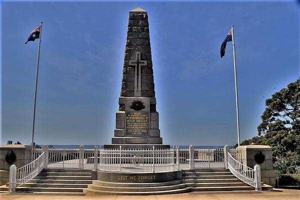 Anzac Memorial by geoffgt