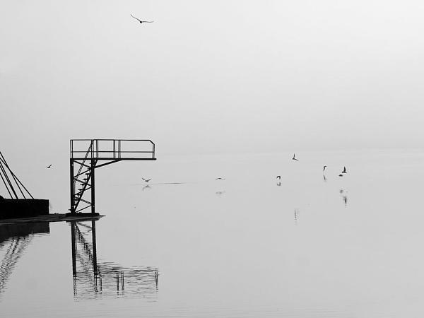 Lake scene 04 by LaoCe