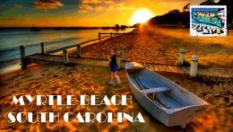 Postcard from Myrtle Beach.