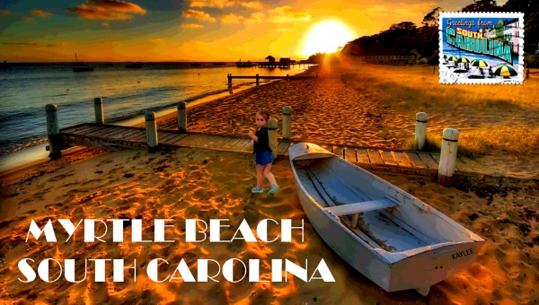 Postcard from Myrtle Beach. by PortraitDesigns