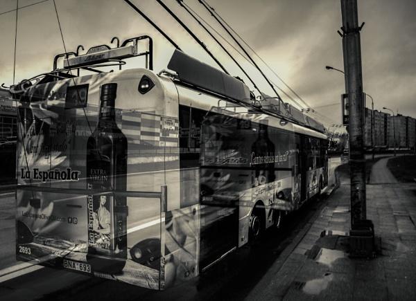 trollybus by viliusbar