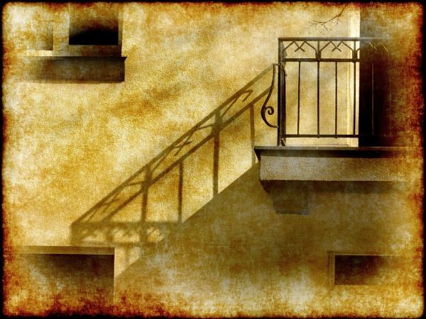 Balcony by Zenonas
