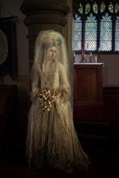 Miss Havisham - A Lady in Waiting !