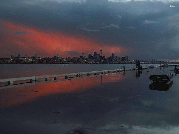 Auckland CBD 5 by DevilsAdvocate