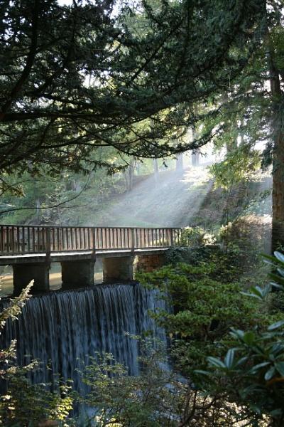 Bodnant Gardens - highlighting