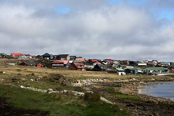Stanley Falkland islands by C7