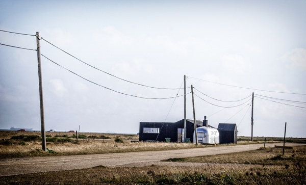 Dungeness isolation by dawnstorr