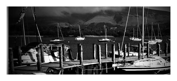Derwentwater by Bluenose