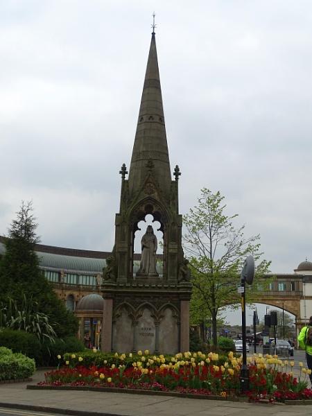 Queen Victoria at Harrogate by YoungGrandad