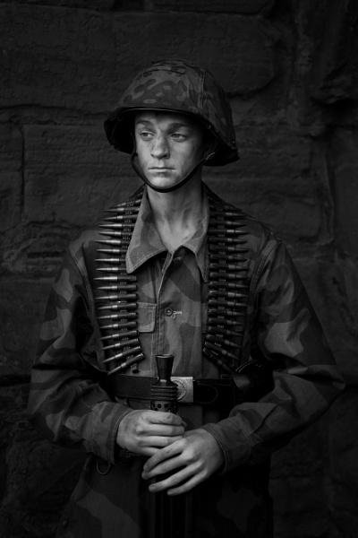 Boy Soldier by Gavin_Duxbury