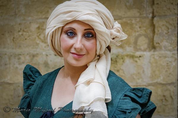 Charming Lady by dusfim