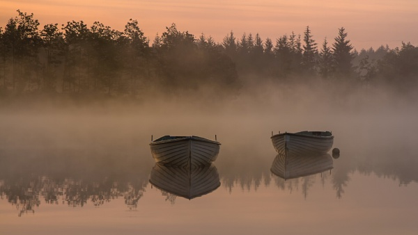 Loch Rusky by AndyB1976