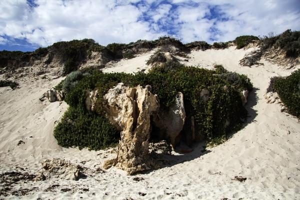 Quinn\'s Rock Beach by Irishkate