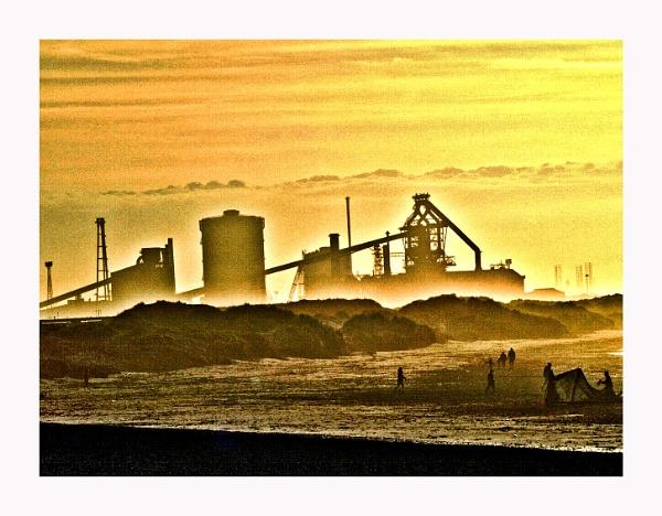 Steel Works. by kojack