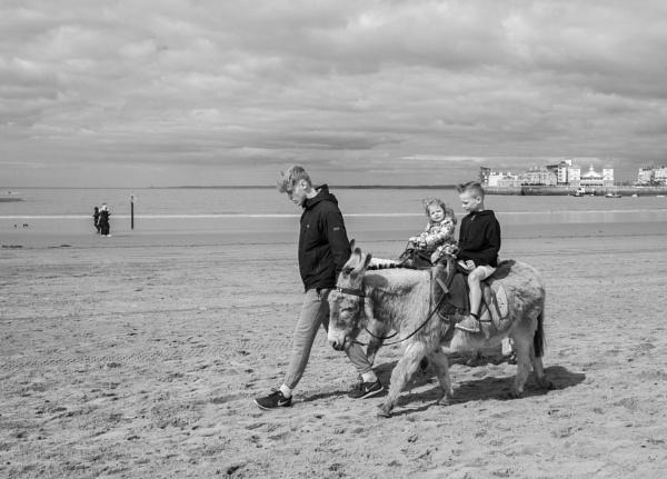 Donkey Ride by bwlchmawr
