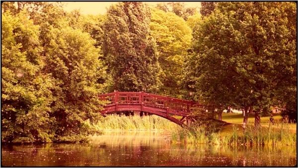 the old bridge by FabioKeiner