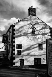 Windmill Pub Parbold
