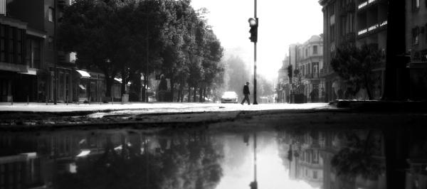 Urban Scene CXXIII by MileJanjic
