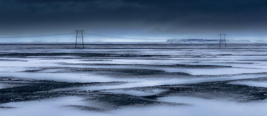 Black Sand And Snow