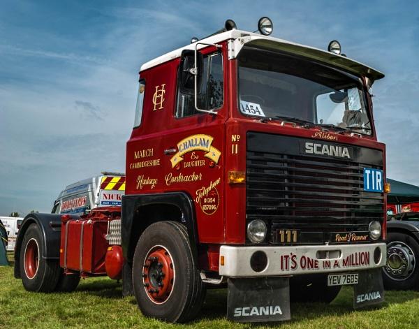 Scania by CharlotteHardy