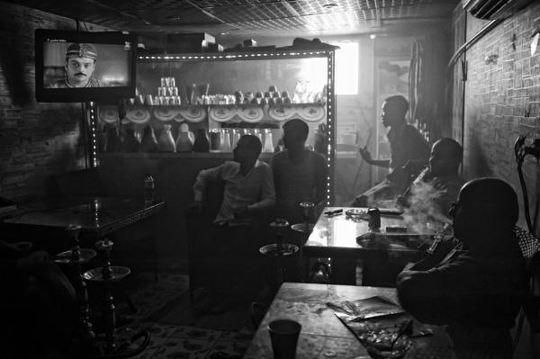 Shisha Bar, Deira, Dubai, UAE by philpagephotography